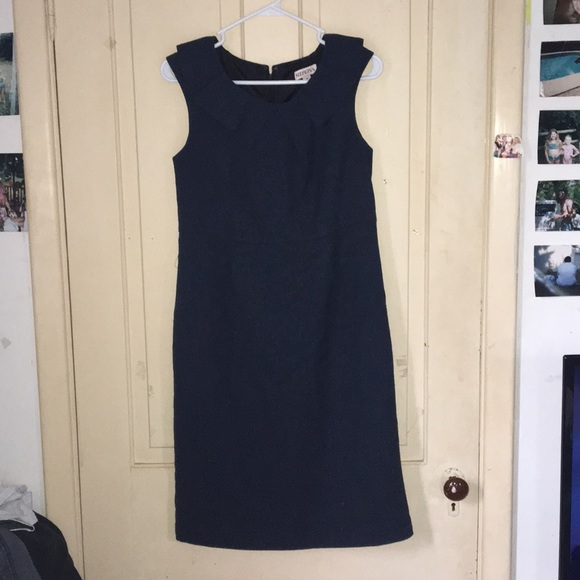 Merona Dresses & Skirts - Formal Navy Blue Dress
